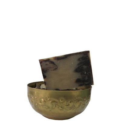 Мыло с Арганой, Карите (вербена-зеленый чай) 100 мл