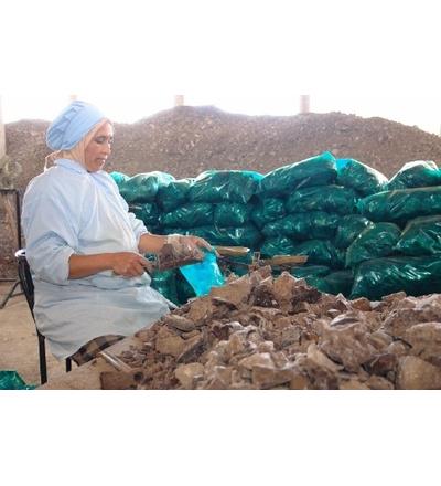 Глина Гассул из Марокко 1 кг