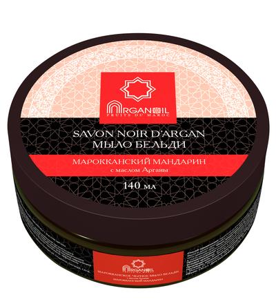 Мыло Бельди c маслом Арганы (Марокканские пряности)